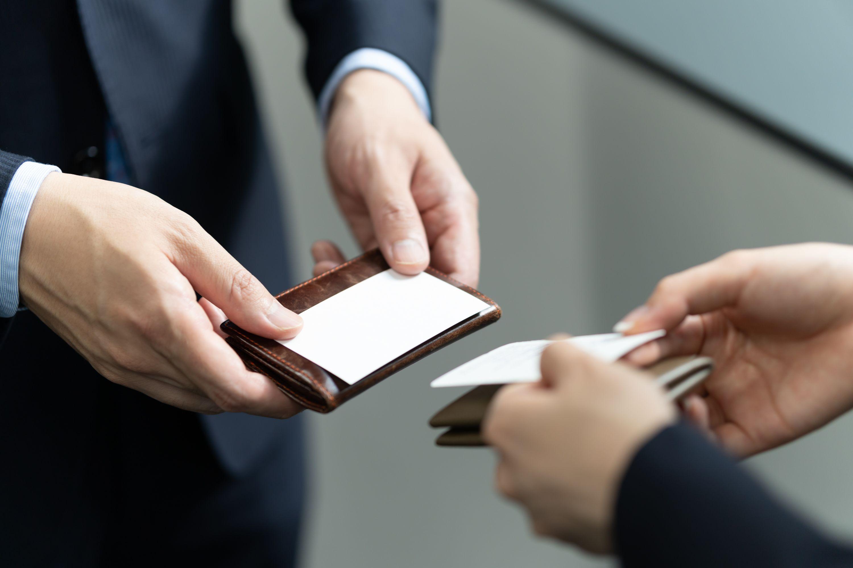 Japanese work culture:Business card exchange (Meishi Koukan
